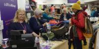 Attleborough couple cut the ribbon as EACH opens new shop