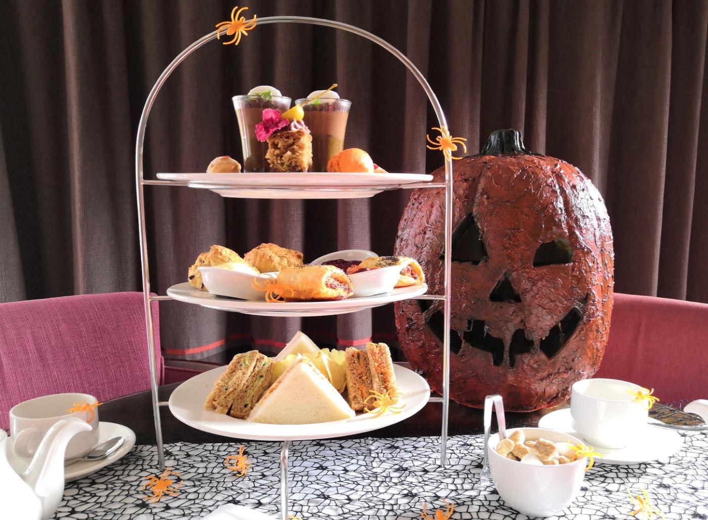 Halloween Afternoon Tea at Barnham Broom