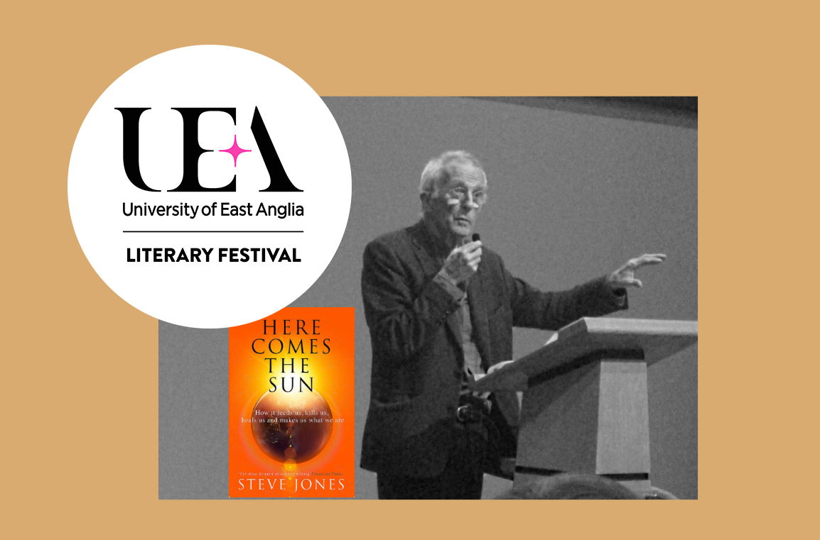 Steve Jones-at-UEA Lit Fest 2019