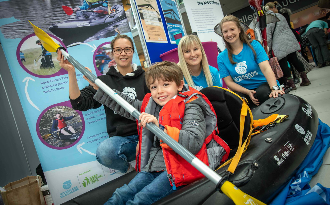 Super success for this year's Norwich Science Festival!