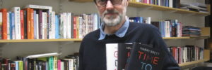Crime writer Henry returns to Great Yarmouth for his latest thriller