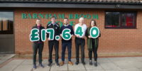 Barnham Broom's Graham Knights Achieves Record Donation to MacMillan Cancer Support