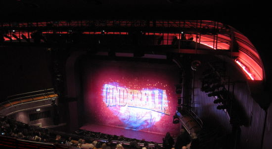 Cinderella Norwich Theatre Royal