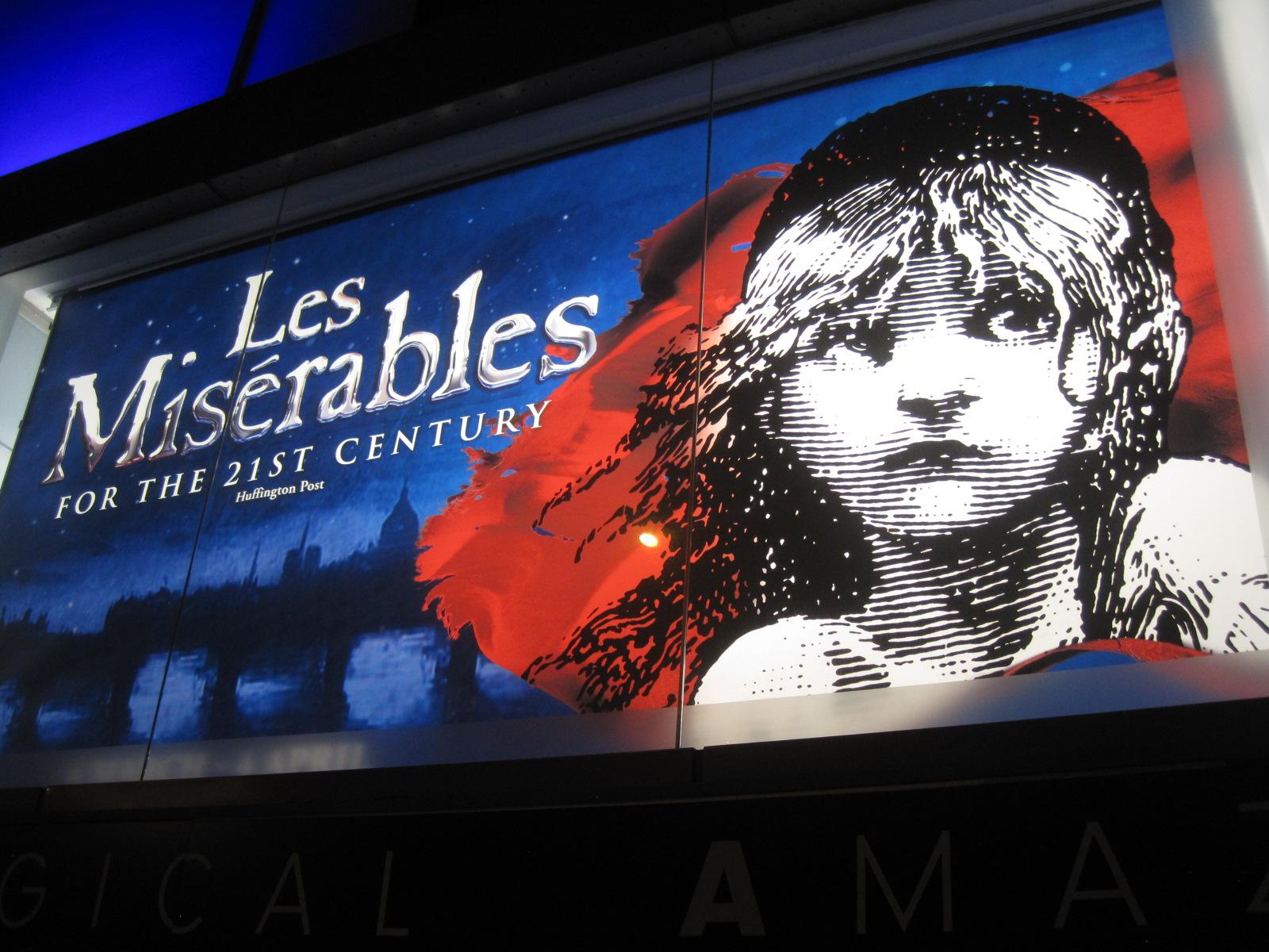 Amazing Les Misérables wows Norwich