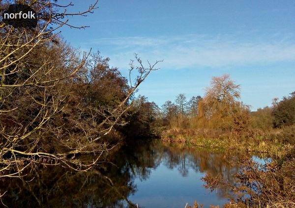 River Yare Cringleford
