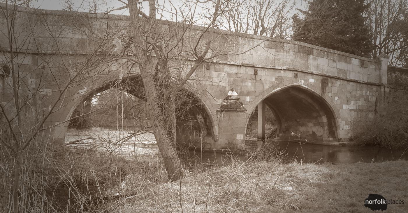 Cringleford Bridge to UEA Broad
