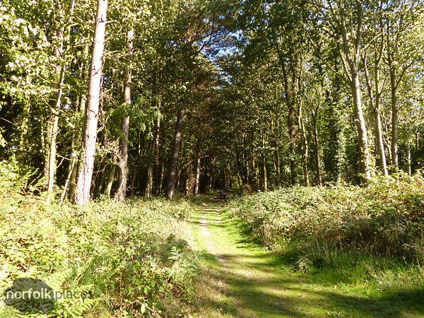 Beeston Regis walk
