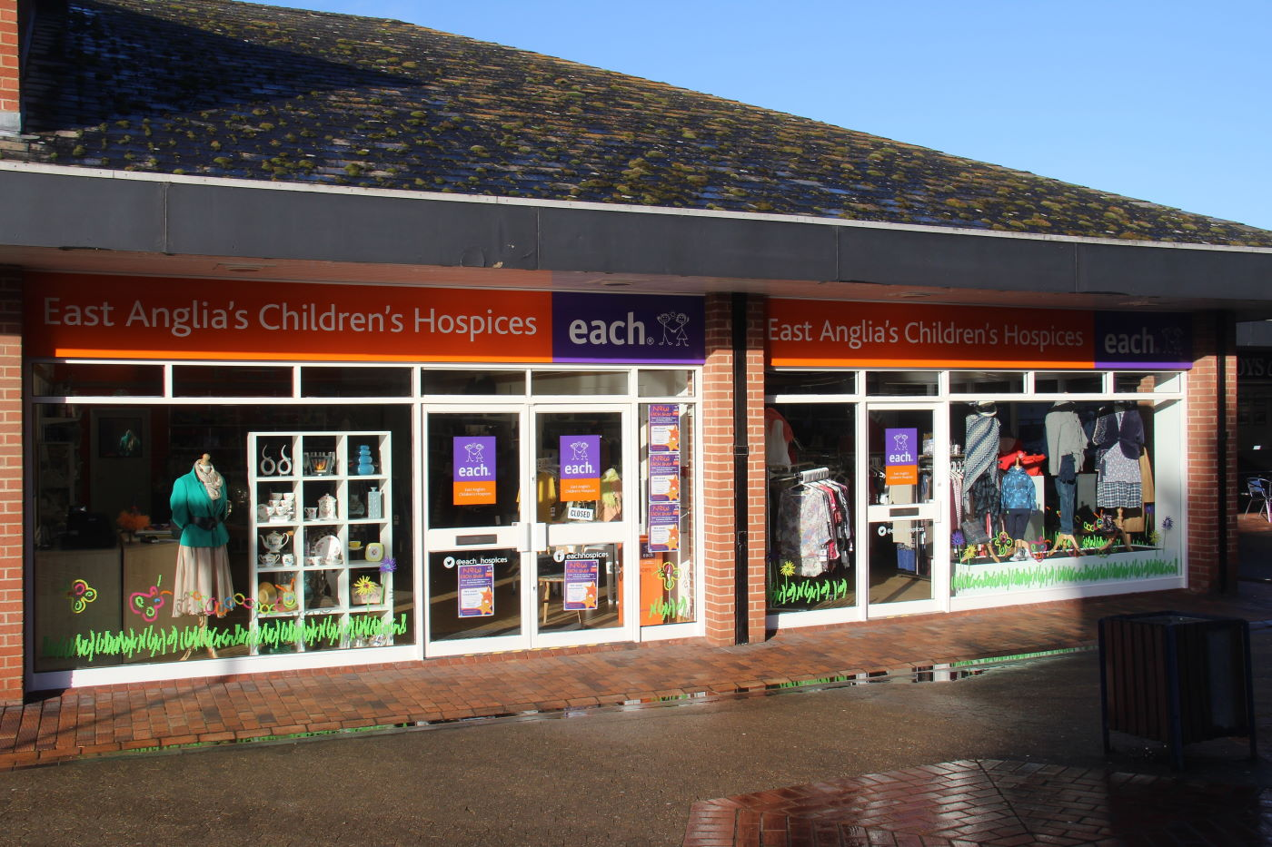 Which EACH shops are to reopen when successful charity retailer makes high street return?