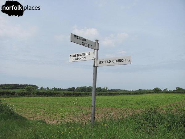 Barton Broad walk sign1