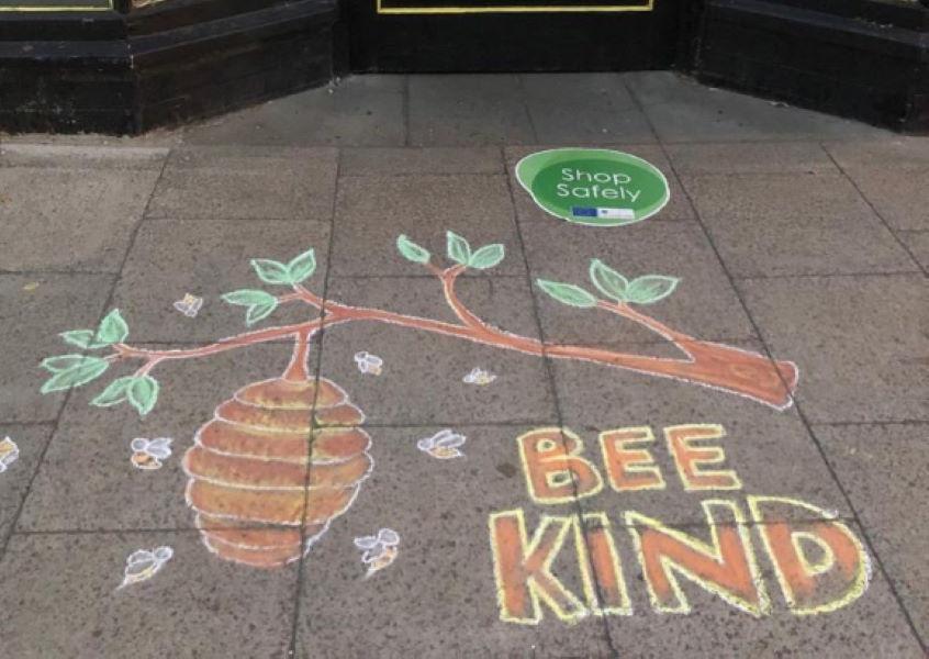 chalk bomb charity
