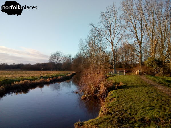 Marston Marshes river yare