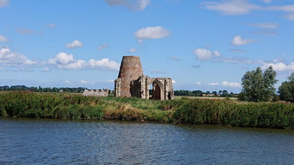 St Benet's Abbey, photograph Paul Dickson
