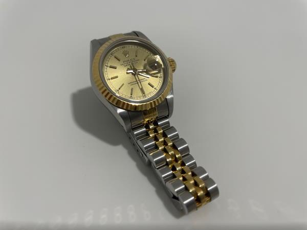 Dawn French's Rolex