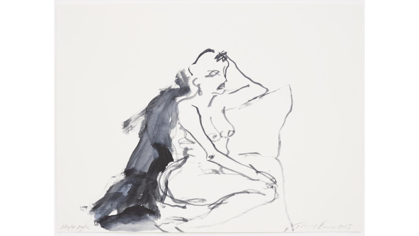Original Tracey Emin Art Joins A-lister Auction