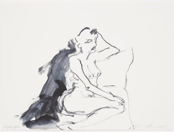 Tracey Emin artwork titled Night Mare