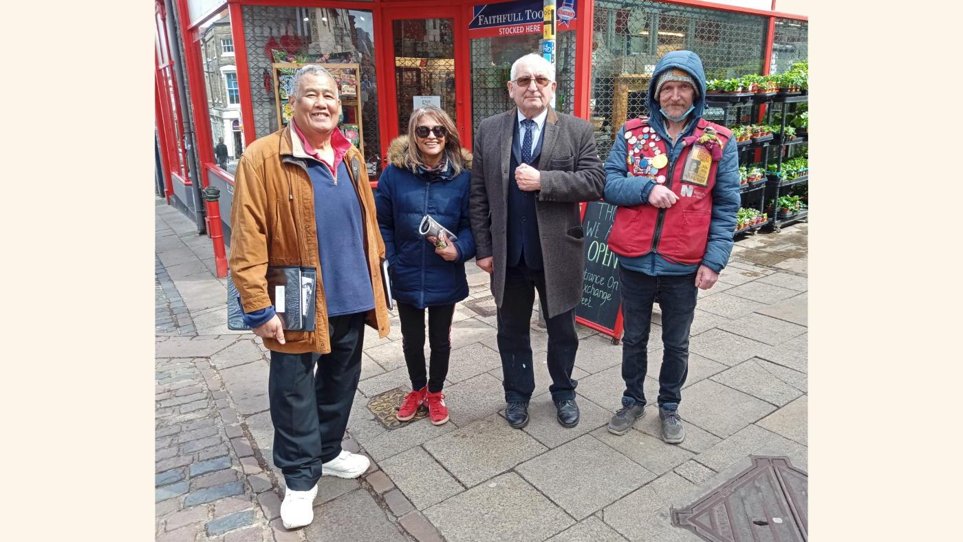 Lord Bird_Black History tour_5 May_photo Paul Dickson
