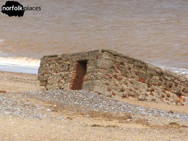 Caister on Sea beach