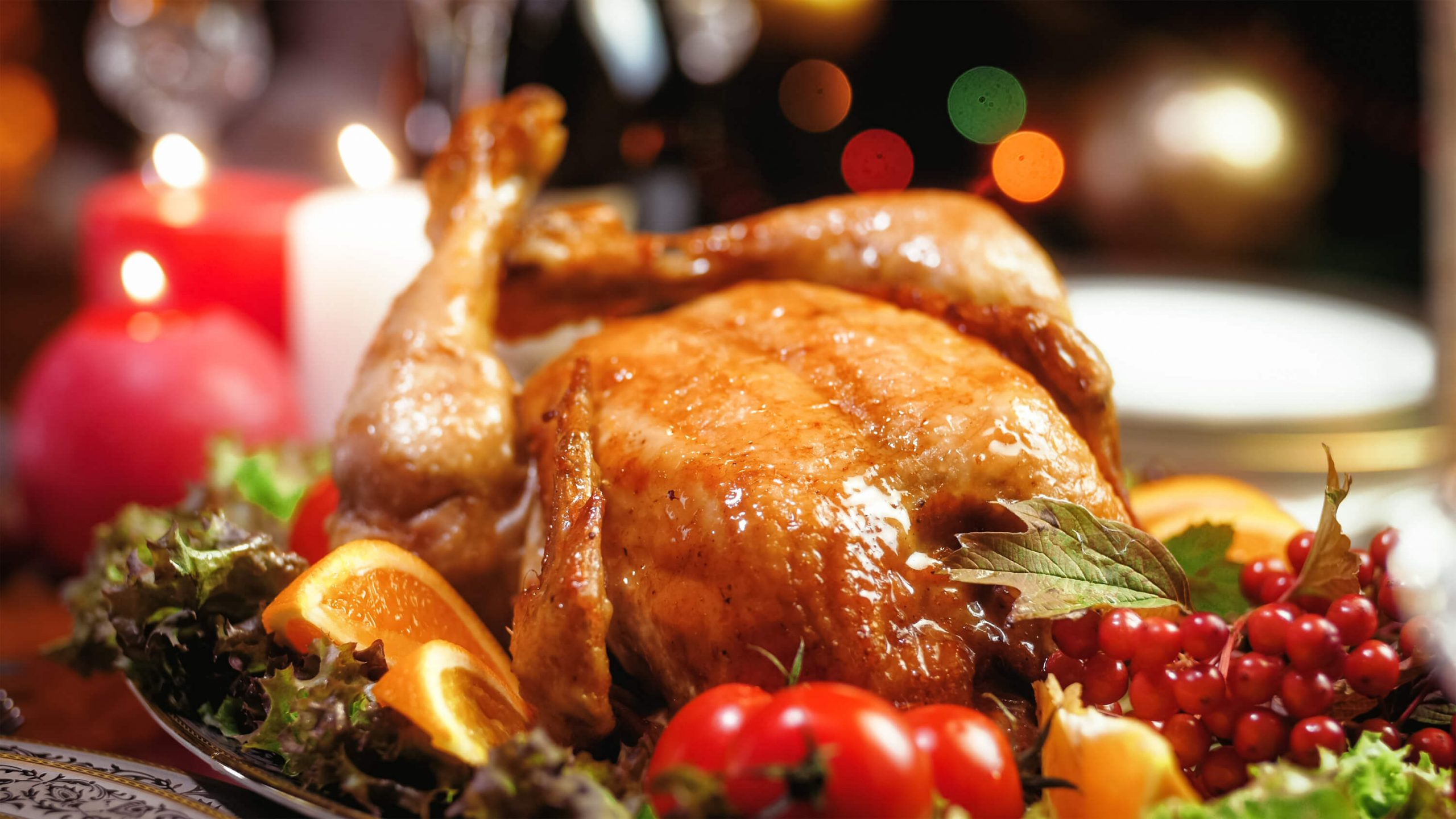 Celebrate Christmas in style this year at Barnham Broom