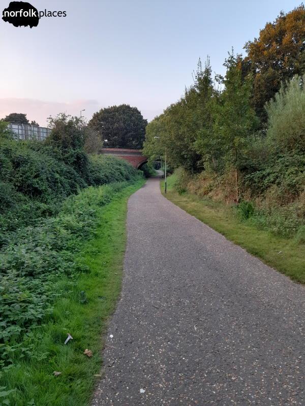 The Lakenham Way